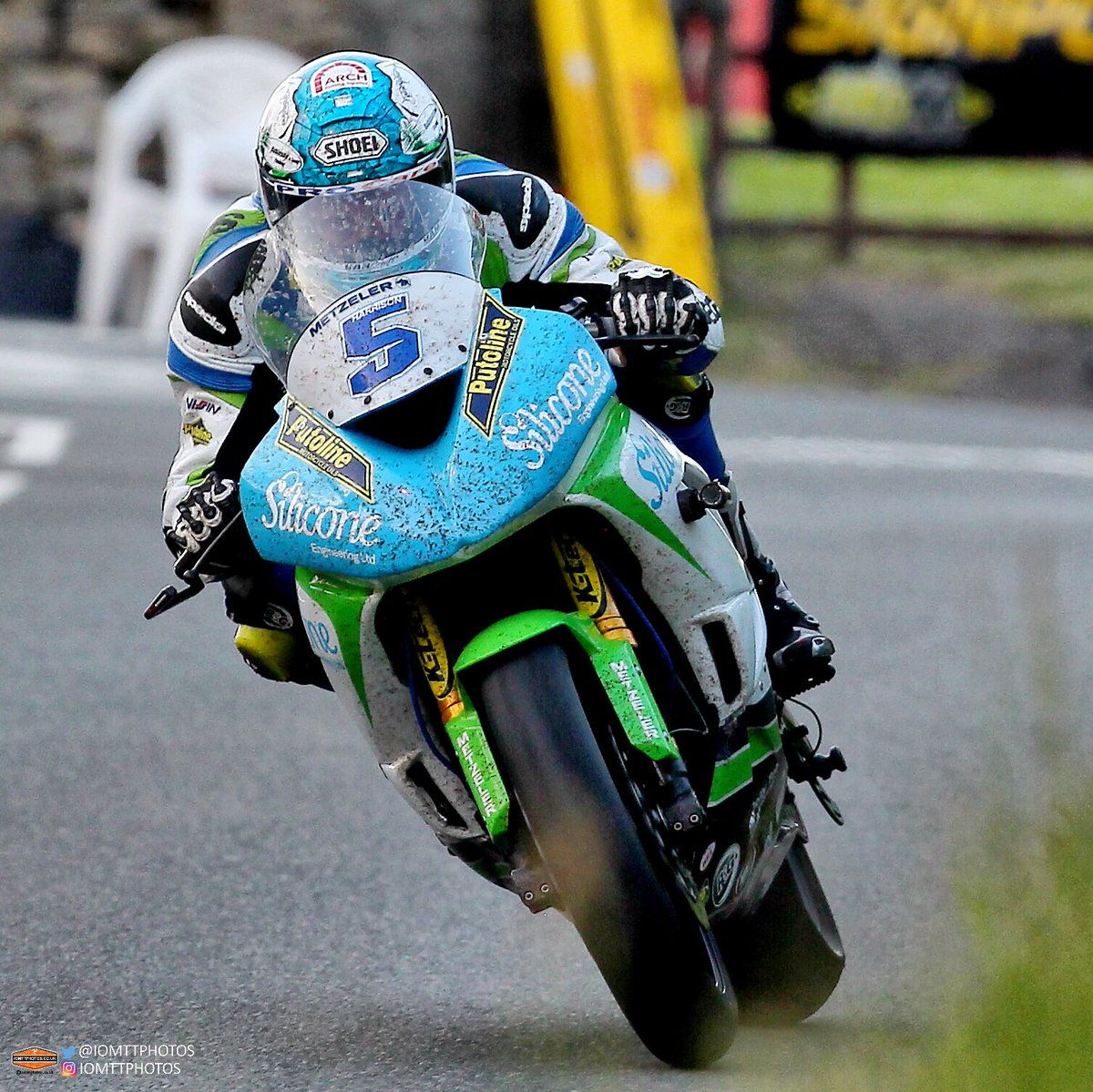test Twitter Media - Pics of @deanharrisonTT from 1st practice #iomtt2018 #iomtt https://t.co/W2R5M9iQea