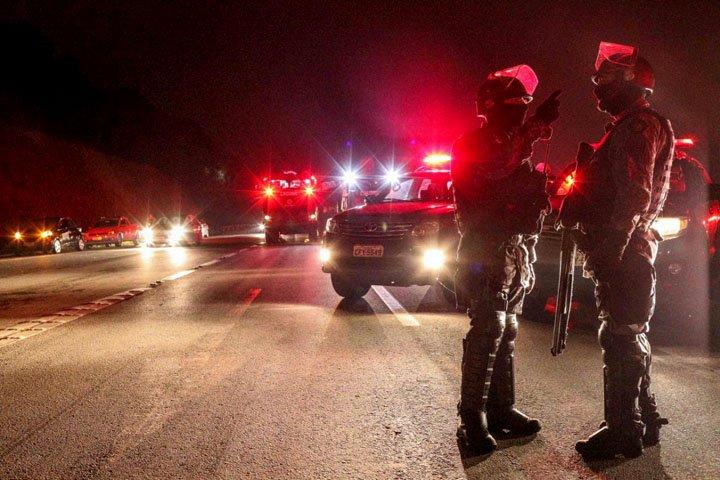 @BroadcastImagem: PM não descarta uso da força para liberar vias como Rodoanel Sul. Daniel Teixeira/Estadão