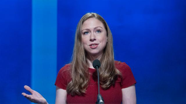 Chelsea Clinton says Trump 'de chelsea clinton