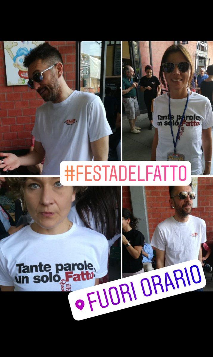 #FestadelFatto