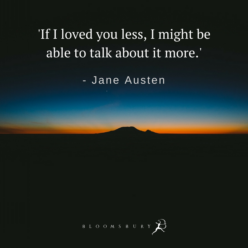 Jane Austen always manages to tug at our hearts. Do you find her words relevant even today?  #WeAreListening https://t.co/bHSvdLJYbK