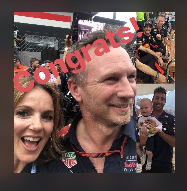 Congrats @redbullracing  @danielricciardo @Max33Verstappen ???????????????? https://t.co/NWxLi1Foag