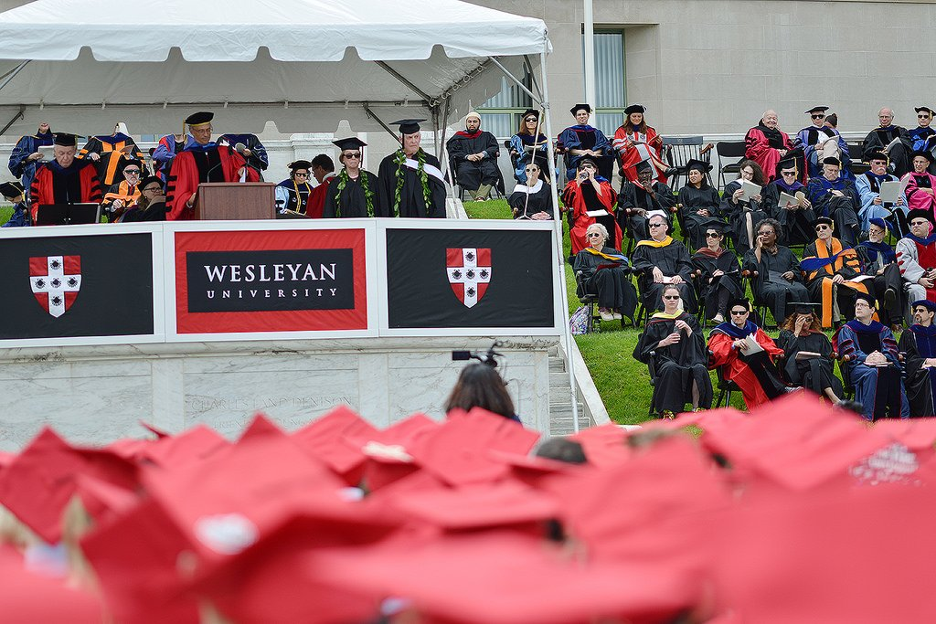 test Twitter Media - RT @NESCAC: Congratulations to all of the @wesleyan_u students who graduate today! #NESCAC https://t.co/BRZcthpV5D