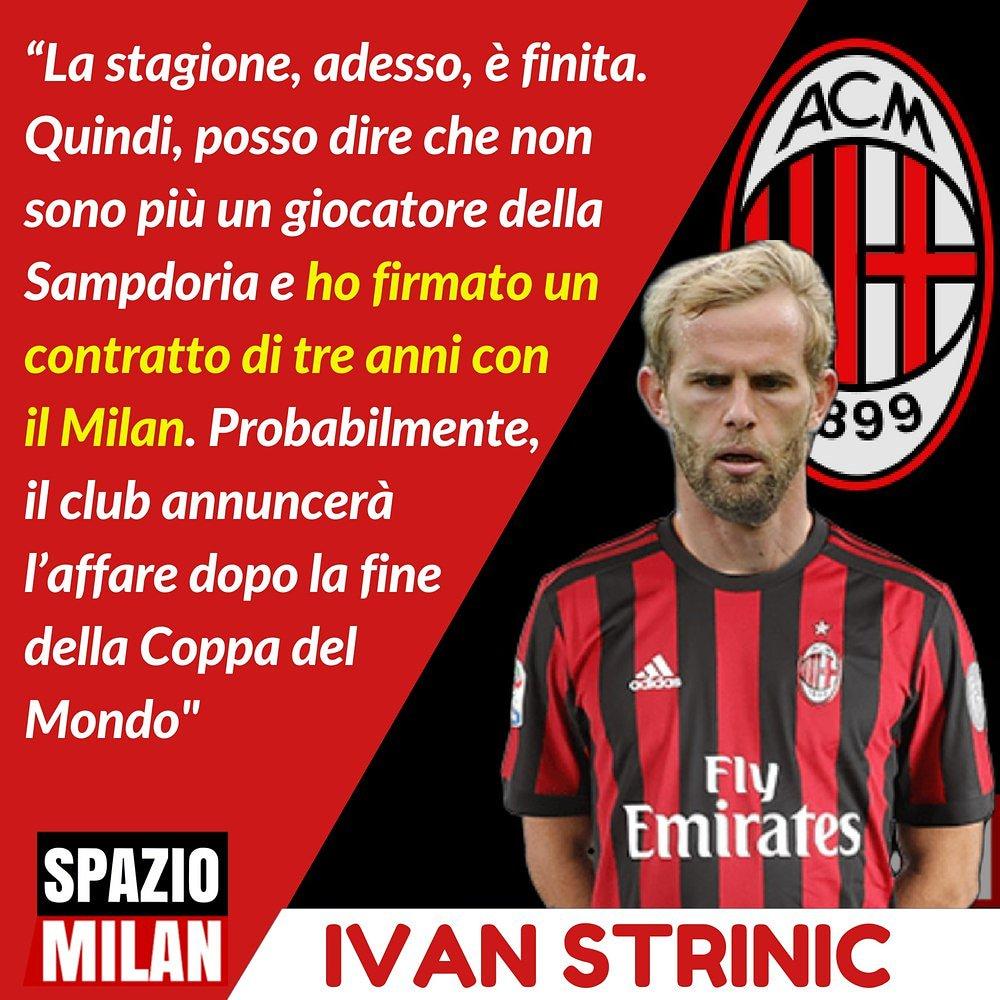 #Strinic