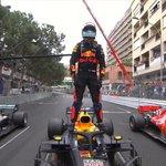 RT : What. A. Drive. 💪 #MonacoGP 🇲🇨 #F1 https:...