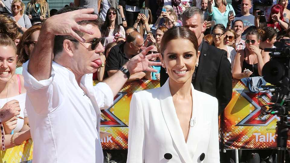 Simon Cowell reportedly told Cheryl NOT to take X Factor
