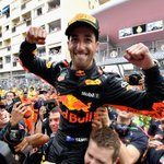 RT : A first win in Monaco! A sevent...