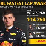 RT : From P20 to P9 and... the fastest lap of t...