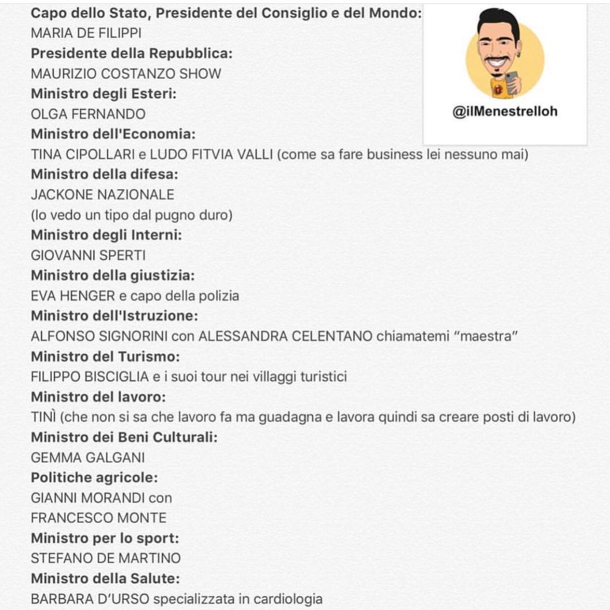 RT @queenmari_mc: Morta 😂😂😂 #tempationisland #Amici17 #uominiedonne @giannispertioff https://t.co/xkOY5Xwo01