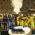 #IPL2018Final | -- The #IPL2018 champi...