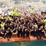 RT : One team 👊 One pool 😉💦 #MonacoG...