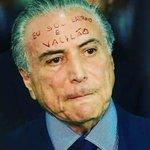 O ódio que os brasileiros sentem pelo Temer é admi...