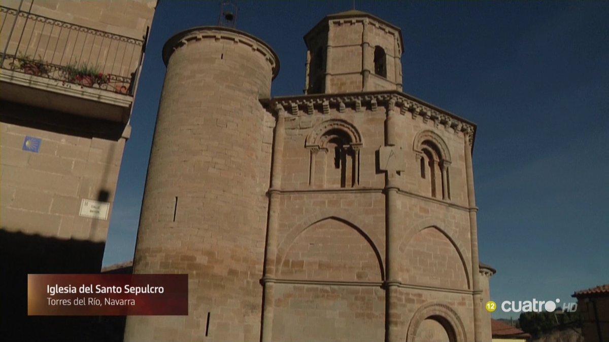 RT @navedelmisterio: Iglesia del Santo Sepulcro de Torres del Río (Navarra) #CuartoMilenio https://t.co/MBVopMLggp