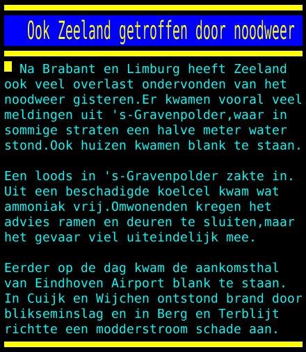 test Twitter Media - Ook Zeeland getroffen door noodweer https://t.co/RB7NOdmCaS