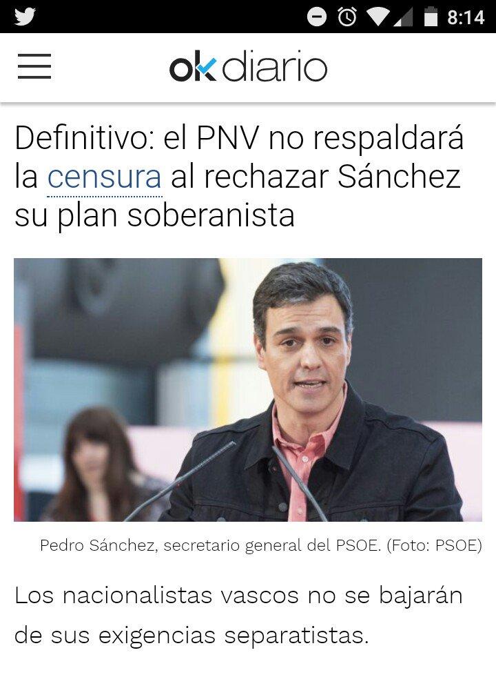 RT @FdezMariola: #UnaMociónContraEspaña #NoEsNo https://t.co/CocEmelicy