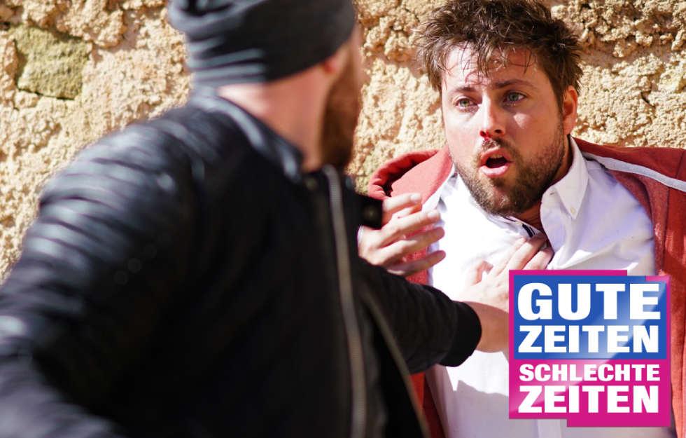 XXL-Dreh auf Mallorca: #GZSZ-Stunts für Felix von Jascheroff ein wahrer Segen. #Berlin https://t.co/cZDLiTwzRE https://t.co/d6TpWniZEA