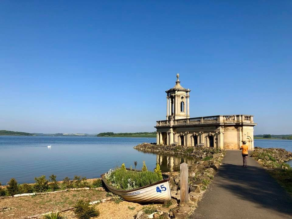 RT @parkrunUK: Good morning from Rutland Water parkrun in the East Midlands of England 😍  🌳 #loveparkrun https://t.co/fDmum17ego