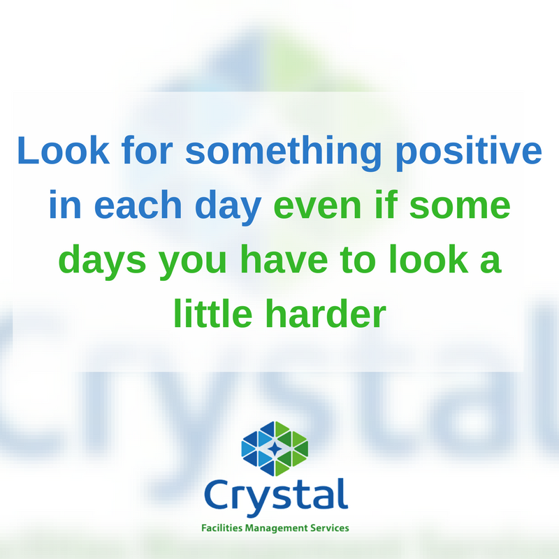 Some #MondayMotivation to start your week! Be positive even if you have to look very hard! Have a great week :) https://t.co/hHSoYtRIQT