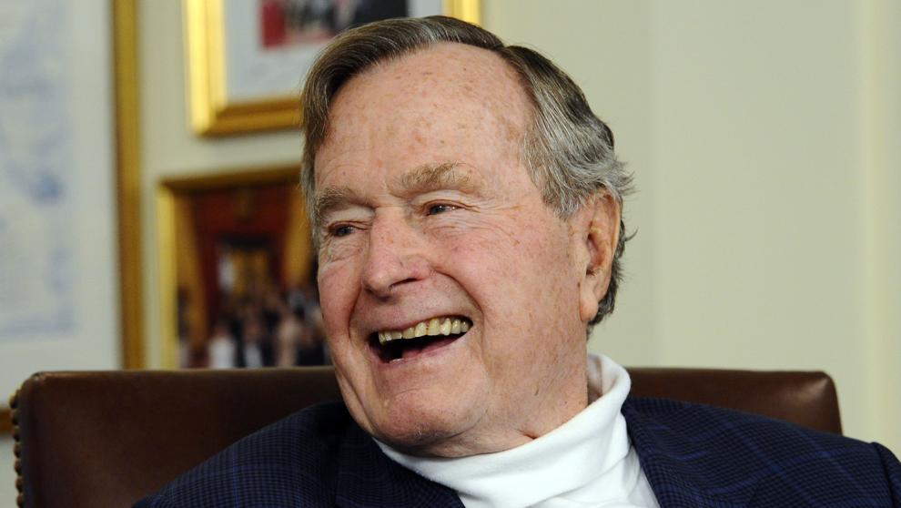 Hospitalizan de nuevo al expresidente Bush padre https://t.co/no0aljm80N https://t.co/DL6G1b3nio