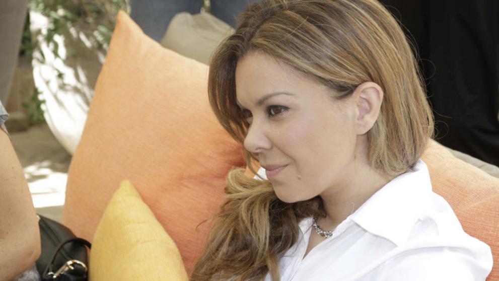 María José Campanario, ingresada de urgencias en su 39 cumpleaños https://t.co/MzwNGrgbx2 https://t.co/nAY283sIAs