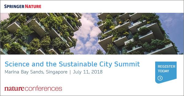 test Twitter Media - Springer Nature's Science and the Sustainable City Summit will bring together global experts to discuss solutions to the challenges of sustainable development in cities. Register now: https://t.co/KweHqHW51o https://t.co/007UhEyVey