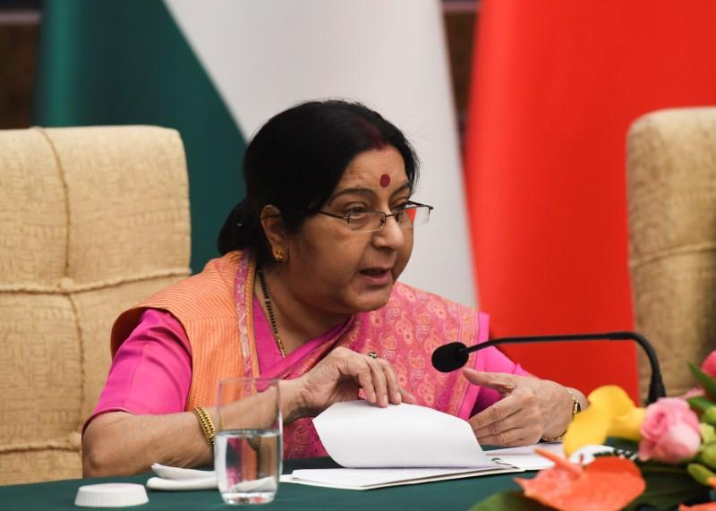 India says it only follows U.N. sanctions, not unilateral US sanctions on Iran