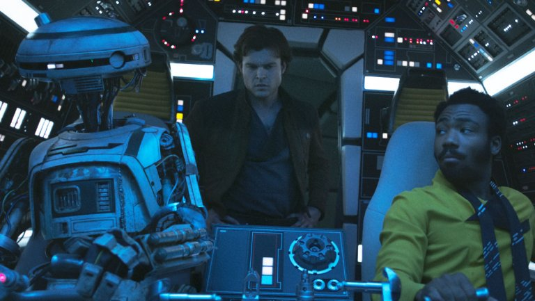 Box office: 'Solo: A Star Wars Story' stalls with $103M U.S. bow, crashes overseas