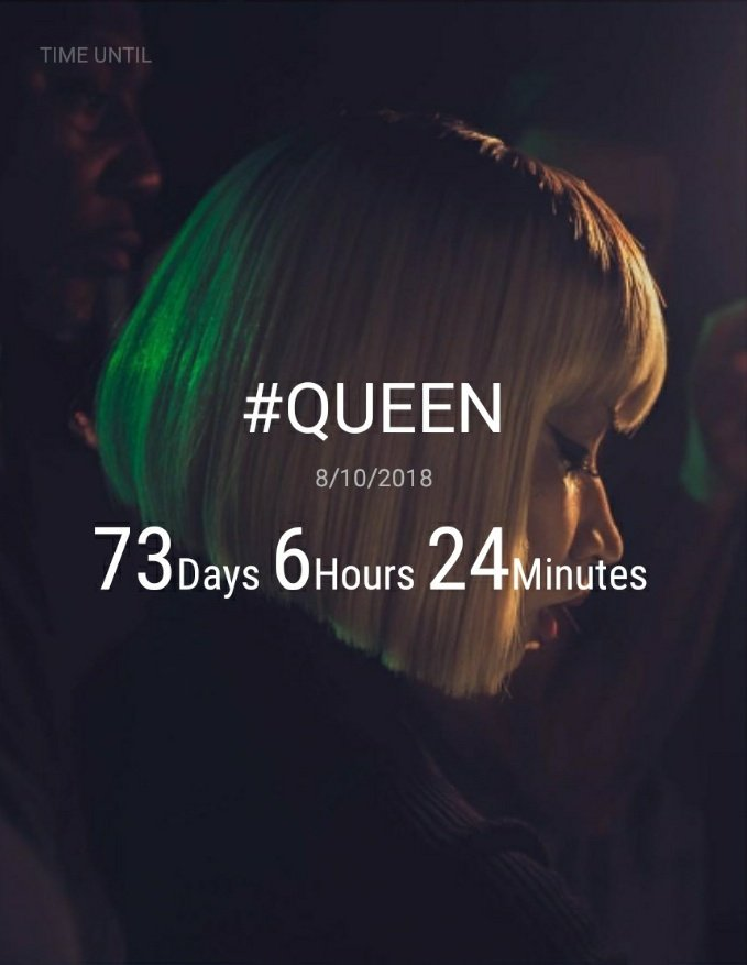 RT @andigerov: 73 days until #QUEEN by @NICKIMINAJ https://t.co/Tkh4D5UvA0