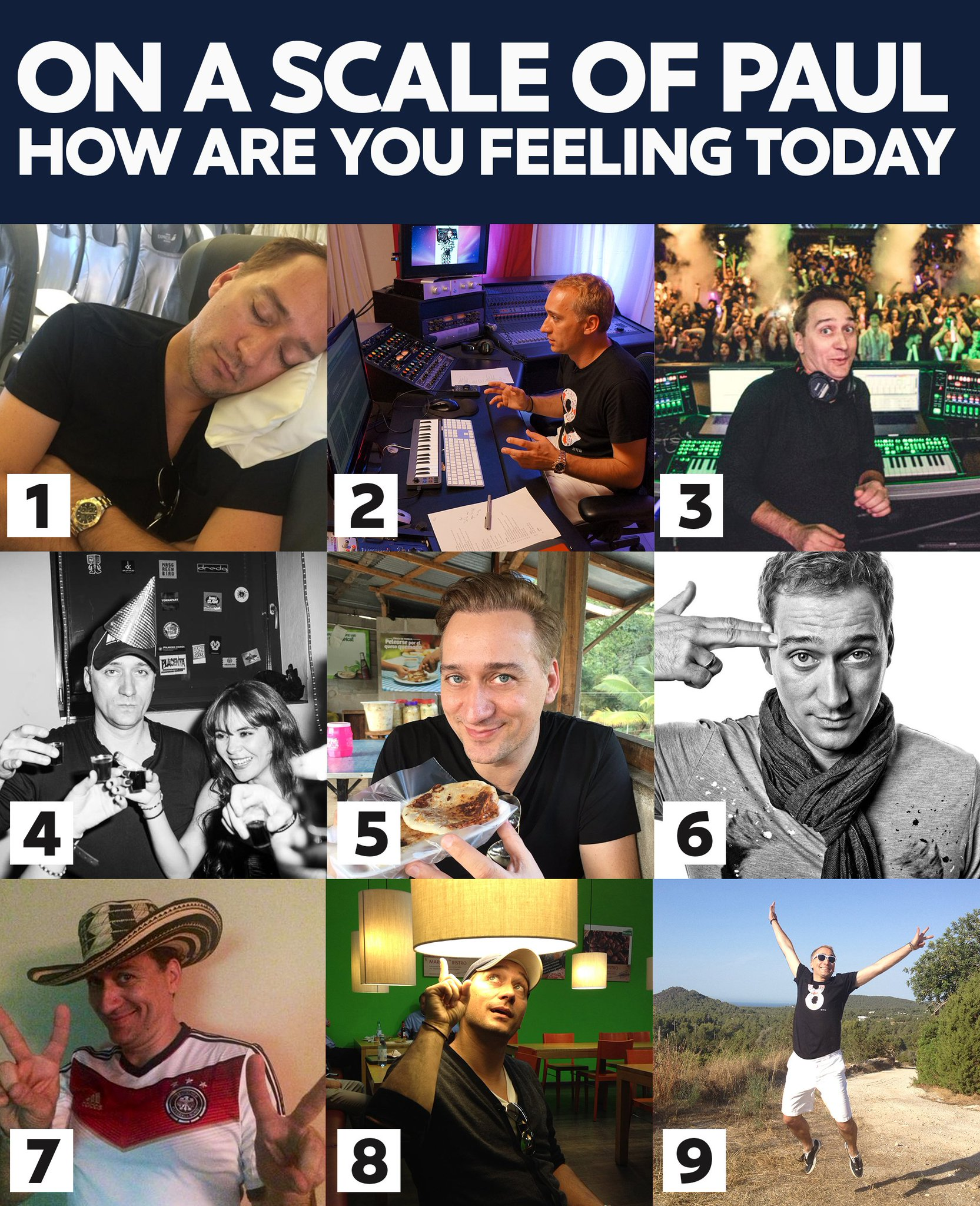 Mostly 1 today. And you? �� https://t.co/NpW4cdiqw3
