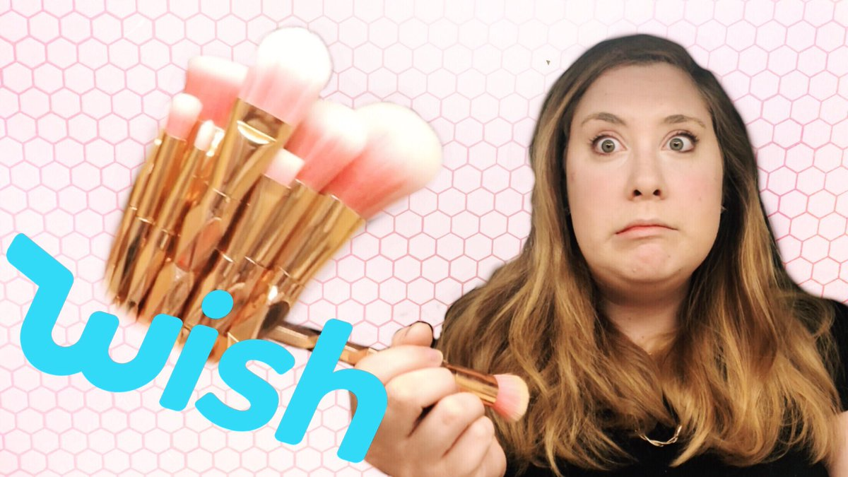 test Twitter Media - $1 MAKEUP BRUSHES?! 😱@WishShopping products tested!! https://t.co/DBuXjiTydw https://t.co/jrXcoCFfuB