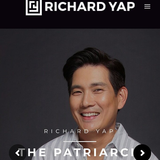 Happy Birthday Richard Yap More Blessing To come!!!