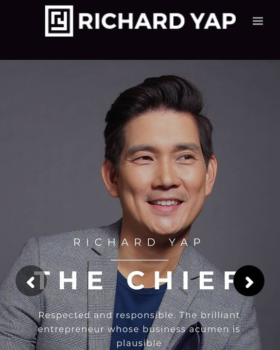 Happy Birthday Mr. Richard Yap
