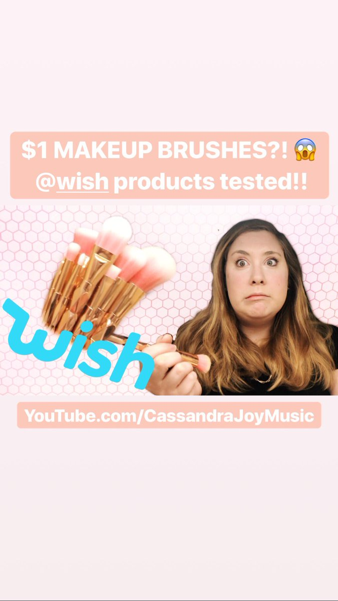 test Twitter Media - $1 MAKEUP BRUSHES?! Watch me test them out at https://t.co/xRBMDulAY0 https://t.co/zzycnNAIKm