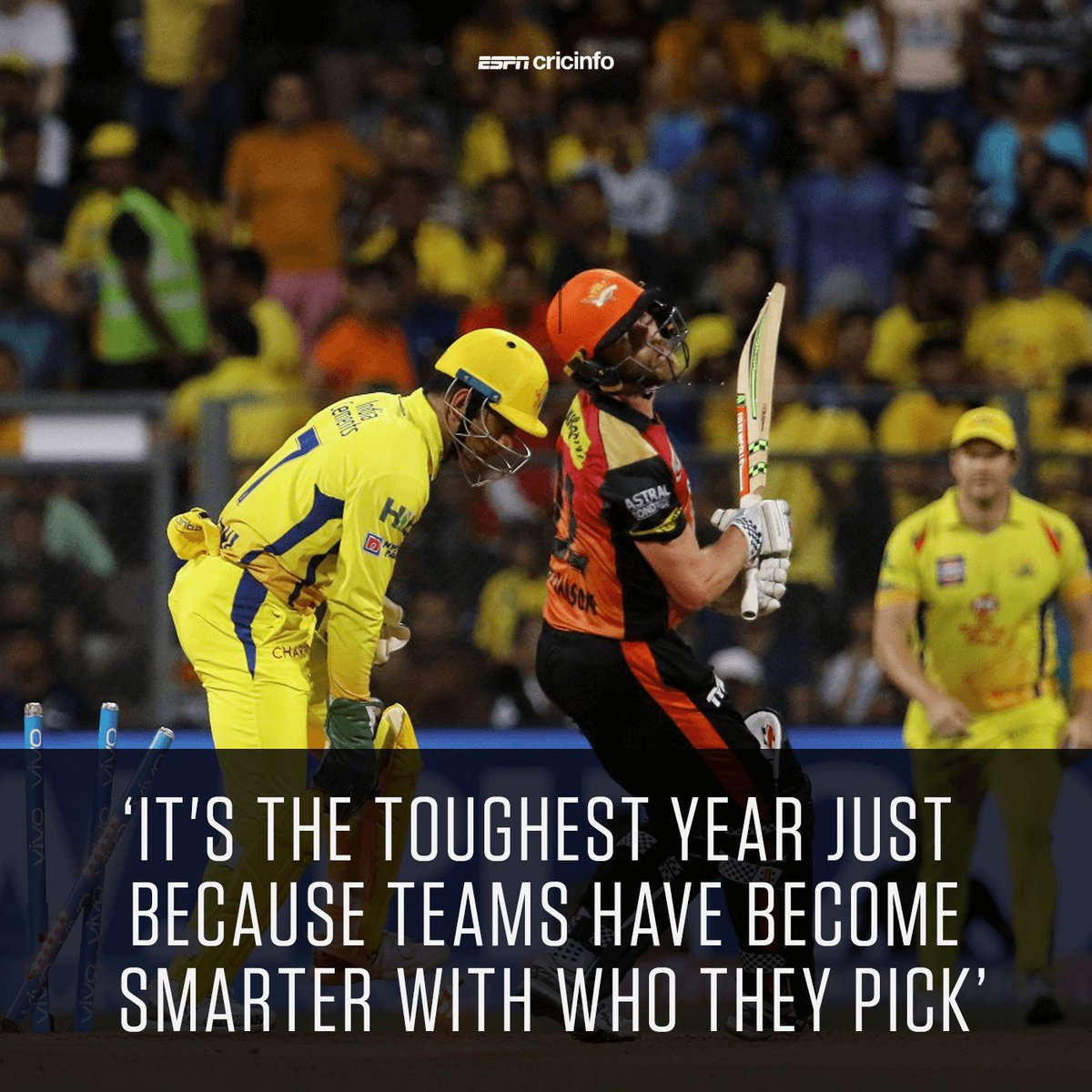 Do you think IPL 2018 was the most closely-contested season?  https://t.co/RqURQRpf74 https://t.co/3HfSBt5ucc