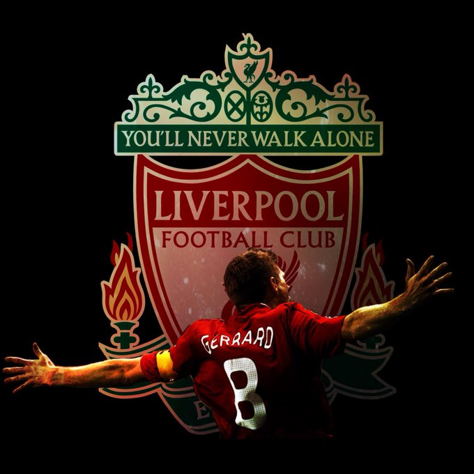 Happy birthday Steven Gerrard!                1             1