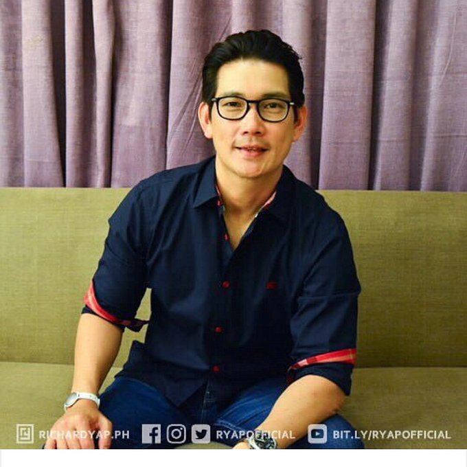 Happy birthday sir Richard Yap