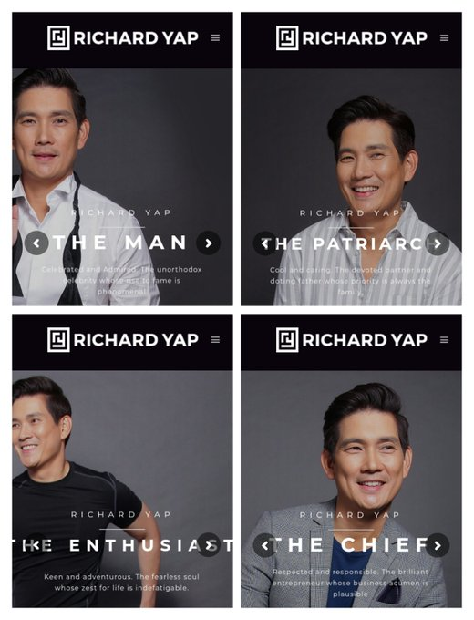 Happy Happy  Birthday Sir Richard Yap