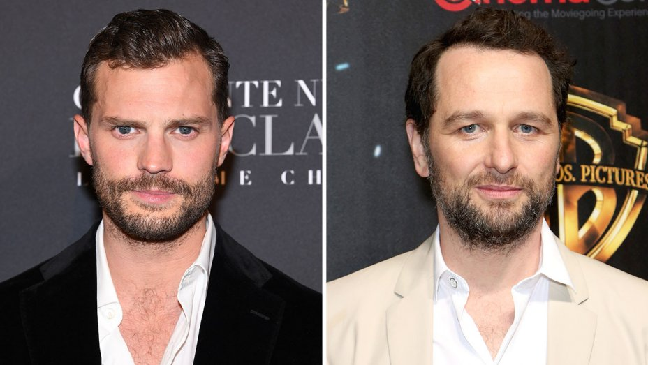 Jamie Dornan, Matthew Rhys team for BBC's 'Death and Nightingales'