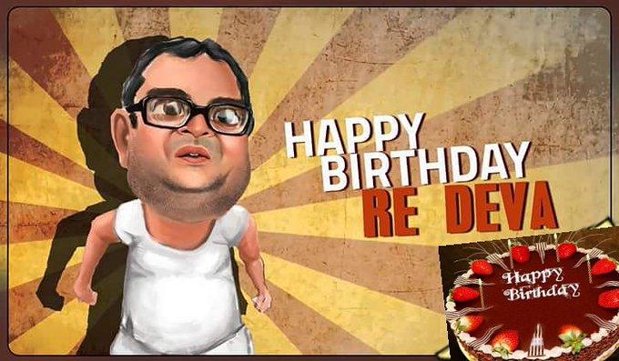 Yeh baburao ka ishtyle hai! Happy Birthday, Paresh Rawal!