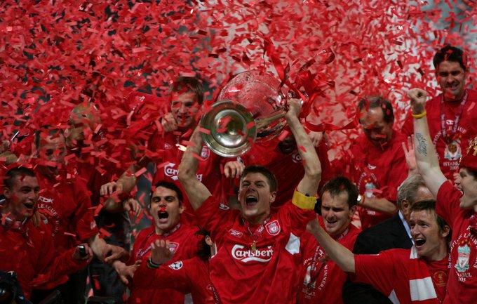 Happy 38th birthday, Steven Gerrard.