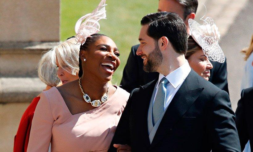 Serena Williams sets record straight on royal wedding evening reception rumours: