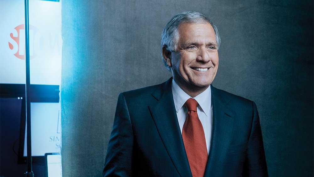 COVER: Leslie Moonves stands his ground -- for CBS and his legacy.