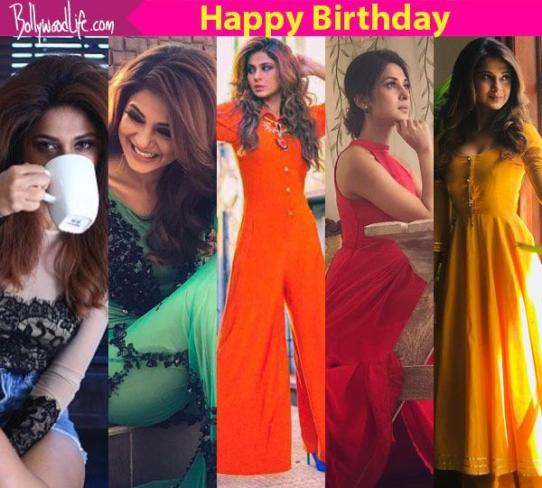 Happy Birthday Jennifer Winget: 33 pictures of the birthday girl that are proof of her impeccable sense of style