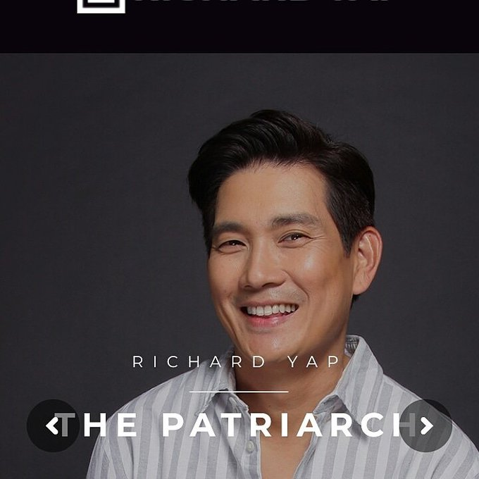 Happy Happiest Birthday Mr. Richard Yap