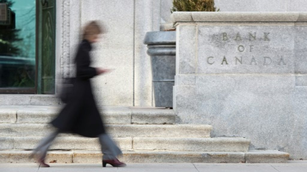 Canada central bank holds key lending rate at 1.25%