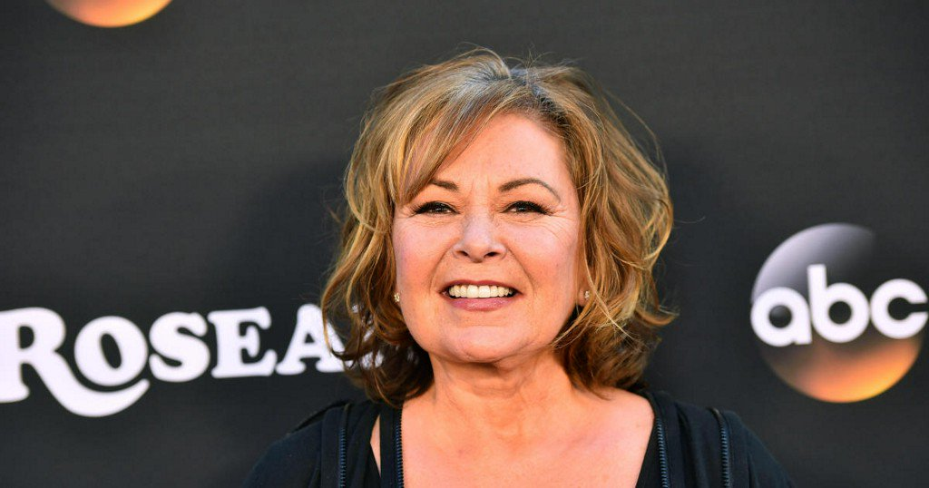 Roseanne Barr compared Susan Rice, another black Obama official, to an ape in 2013