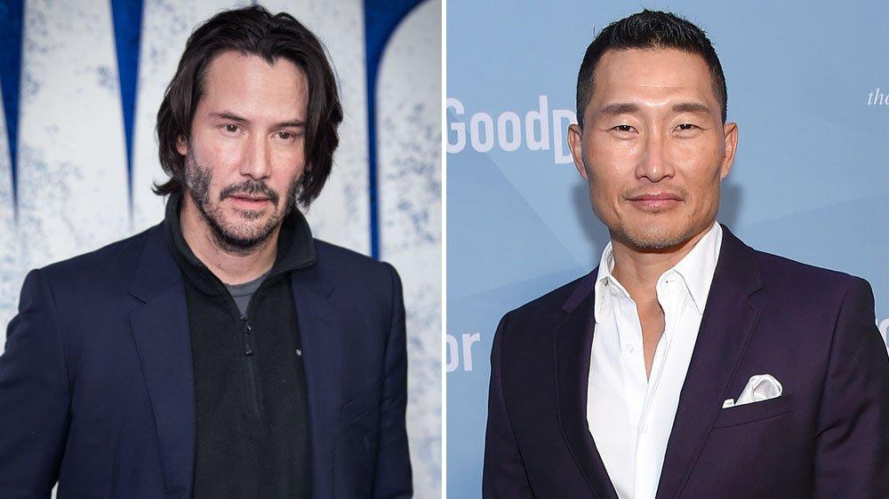 Keanu Reeves, @danieldaekim join @aliwong's 'Always Be My Maybe'
