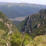 Dans les montagnes de Bucegi