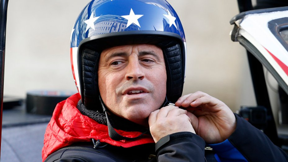 Matt LeBlanc leaving BBC's