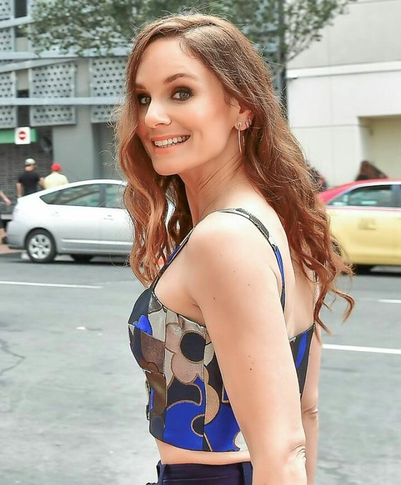 Happy Birthday to this lovely soul - Sarah Wayne Callies